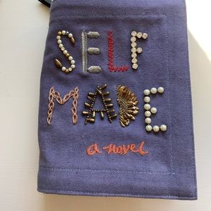 Clutch anthropologie Anthro self made (a novel)